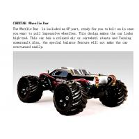 Wholesale Metal Chassis RC Electric Monster Truck Remote Control Car High CG from china suppliers