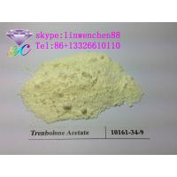 Wholesale bodybuilder Steroid Trenbolone Enanthate 99% CAS 472-61-546 yellow powder from china suppliers