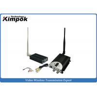 Wholesale 1.2GHz 3000M Long Distance Analog CCTV Wireless Transmitter With 8 Channels from china suppliers