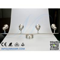 Quality 4x5W LED Ceiling Spotlight Fitting AC100-240V with Multi-Direction Adjustable Heads for sale