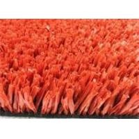 Wholesale Red Artificial Sports Turf / residential artificial grass  / commercial artificial grass from china suppliers