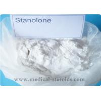 Buy cheap Chemical Health Growth Hormone Steroid Stanolone Androstanolone Cas 521-18-6 from wholesalers