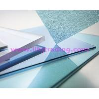 Wholesale Flat Solid Polycarbonate Sheet 10 Years Guarantee from china suppliers