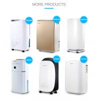 Large water tank air dehumidifier for home appliance