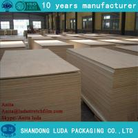 Wholesale Luda Natural Color Flat Grain Bamboo Plywood with 15mm thickness for India market from china suppliers