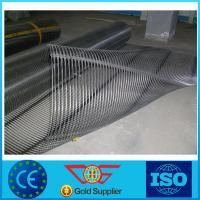 Wholesale Railway HDPE Uniaxial Geogrid With High Molecular Polymer Mesh Pattern from china suppliers