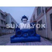 Wholesale Wear Resistant Panda Bowlers Inflatable Obstacle Course for fun With EN14960 from china suppliers