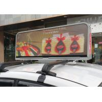 Wholesale Taxi rooftop digital signage Ocolour LED Taxi Rooftop Digital Signage from china suppliers