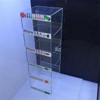 Wholesale High Quality Transparent acrylic mobile phone holder supplier from china suppliers