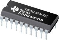 Wholesale Programmable Logic ICs Programmable Array Logic - Special TIBPAL16R4-25CN from china suppliers