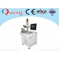 Wholesale Laser Marking Machine for Jewelry 20W desktop printer laser High precision from china suppliers