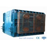 Wholesale Spring Mode Four Abrasive Toothed Roller Crusher Diesel Engine Driving Power from china suppliers