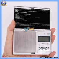 Wholesale 100g/0.01g Protable Pocket Jewelry Digital Scale - T00514 from china suppliers