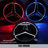 Wholesale Mercedes-Benz logo badge auto emblem CL Aclass C117 CLA180 front led light from china suppliers
