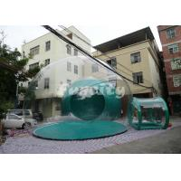 Wholesale Custom-made PVC and PVC Tarpaulin Inflatable Bubble Tent For Camping Party from china suppliers