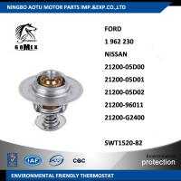 Wholesale Automotive Thermostat 1962230 21200-05D00 21200-05D01 21200-05D02 21200-96011 21200-G24 SWT 1520-82 for FORD NISSAN from china suppliers