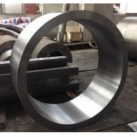 Wholesale Ring Forging Open Die Gear ASTM / EN / ISO Steel Flange Reducer Mining Machinery from china suppliers