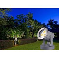 Wholesale 9W Warm White Aluminum LED Garden Spotlights for Park / Lawn / Bridge from china suppliers