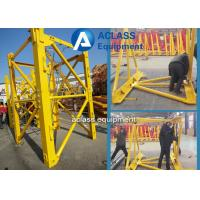 Wholesale 2*2*3m Flaky Split Mast Structure For Big Model QTZ Civil Tower Cranes from china suppliers