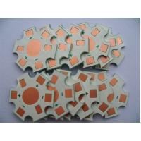 Wholesale Immersion Gold Single Layer LED COB MCPCB Metal Core Custom PCB Board Manufacturing from china suppliers