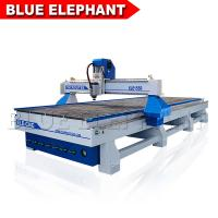 Buy cheap 1550 Large Size 3 Axis 3D Woodworking CNC Router Wood Carving Machine from wholesalers