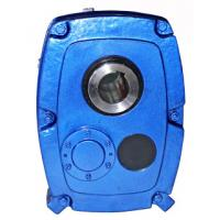 Quality CE  ISO9001 Shaft Mounted Gearbox With Hollow Output Shaft Solid Input Shaft for sale