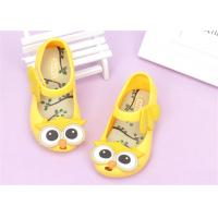Wholesale Ankle Strap Little Kids Shoes Baby Girl Sandals With Lovely Owl Bird Decorations from china suppliers