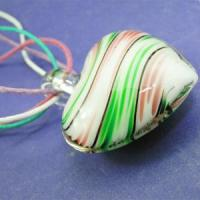 Wholesale Heart-Shaped Colorful Necklaces from china suppliers