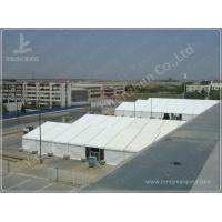 Wholesale 20X90 M Strong Heavy Duty Marquee Outside White PVC A-Frame Party Tent Excellent against Ultraviolet Rays from china suppliers