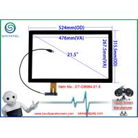 Wholesale 21.5 Inch 16:9 Projected Capacitive Touch Screen With USB Interface COB Type ILITEK2302 Controller from china suppliers