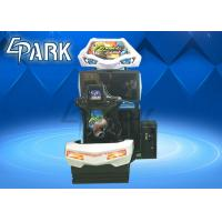 Wholesale Hardware , Acrylic Material Driving Car Racing Game Machine For Children from china suppliers