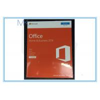 Business Microsoft Office 2016 Standard Windows English PC Key Card Online Activation