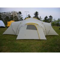Wholesale big tent for family with 6-8 person----go camping with a big tent! from china suppliers