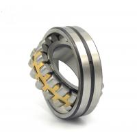 Quality Double rows spherical roller bearing 23060MB brass cage large size for sale