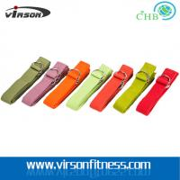Wholesale polyester cotton yoga straps yoga mat sling from china suppliers