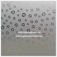Wholesale China etching/sandblasted/acid etched Kitchen Glass from china suppliers