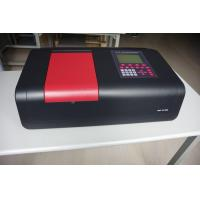 Wholesale Laboratory Oxygen Consumption Double Beam UV Vis Spectrophotometer with Copper from china suppliers
