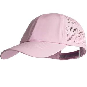 Wholesale 6 Panel Laser Cut Cap Breathable Snapback Hat With Spandex Fabric from china suppliers