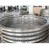 Wholesale 18CrNiMo7-6 Seamless Rolled Ring Forging , Forged Steel Flange For Mining from china suppliers
