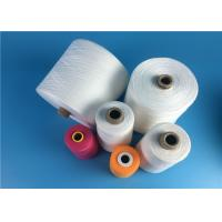 AAA Grade Virgin TFO / Ring 40s/2 Spun 100% Polyester Yarn For Sewing Thread