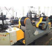 Buy cheap Digital Readout Self Aligning Welding Rotator With Hand Box / Foot Pedal Control from wholesalers