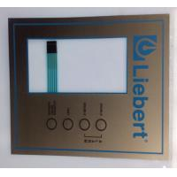 Wholesale Customized Flat Tactile Dome Waterproof Membrane Switch ISO / RoHS / UL from china suppliers