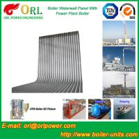 Wholesale Fire Tube Boiler Plant Water Wall In Boiler SA210C Steel High Low Pressure from china suppliers