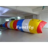 Wholesale 0.9MM PVC Tarpaulin Inflatable Water Toys for Water Park Wonderland from china suppliers