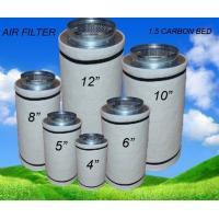 "Wholesale 12"" Hydroponics air activated carbon filter from china suppliers"