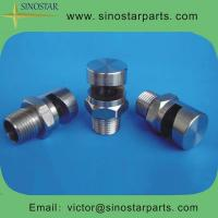 Wholesale K Series wide deflection flat fan spray nozzles from china suppliers