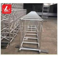 Wholesale Spigot Aluminum  Alloy Mobile Performance Lighting Stage Truss from china suppliers