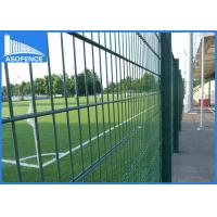 Wholesale Powder Painted Double Wire Mesh Fence For Farm Rectangular Hole Shape from china suppliers