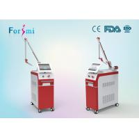 Wholesale 220V voltage best effective vertical laser Q switch tattoo removal nd-yag laser machine for sale from china suppliers