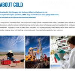 chongqing gold mechanical &electrical equipment co.,ltd